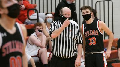 Finding enough basketball officials is a challenge