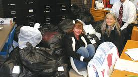 Oregon Rotary raises funds to buy coats, boots for children