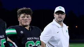 Grieving Rock Falls coach sees the path forward