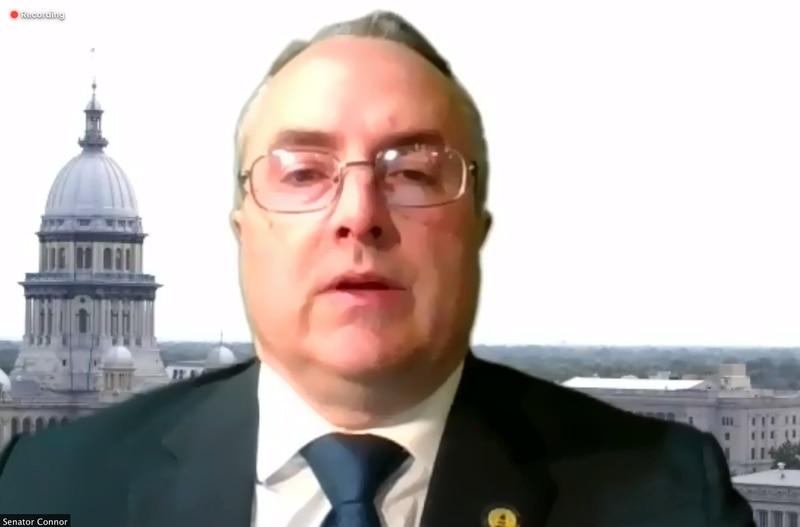 State Sen. John Connor, D-Lockport