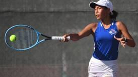 Girls Tennis: Glenbard South sophomore Lorenza Foster-Simbulan continues strong start to season, has eyes on state
