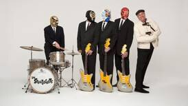 Los Straitjackets to perform outdoor surf rock show at The Venue in Aurora