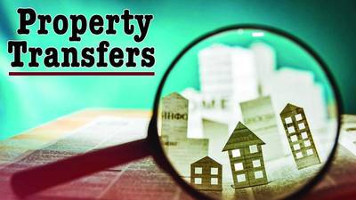 Property transfers for Whiteside, Lee and Ogle counties, Sept. 3-10
