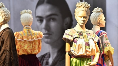 Frida Kahlo exhibition in Glen Ellyn offers special events, tours, virtual options