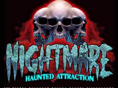 Nightmare Haunted Attraction opens Sept. 25