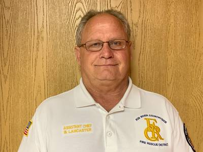 Chief John Nixon out at Fox River fire district
