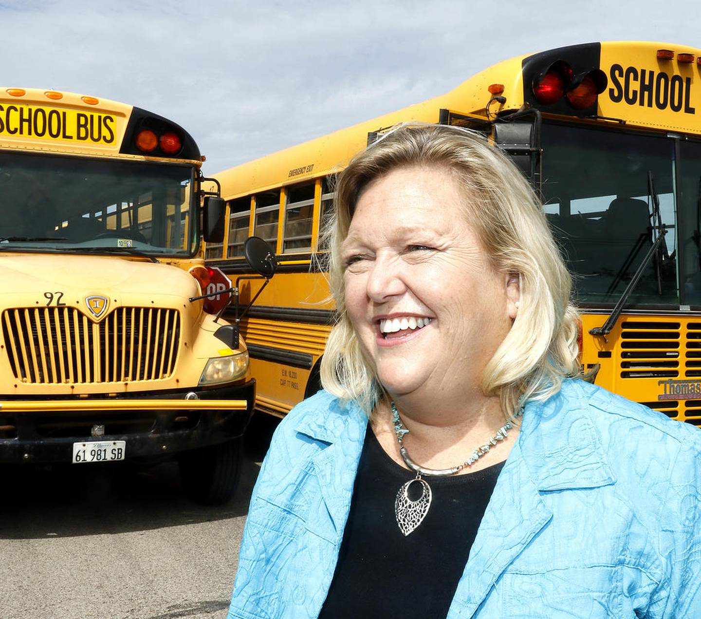 One way McHenry County Regional Superintendent of Schools Leslie Schermerhorn says schools can cut costs and improve education opportunities for students is through consolidation.