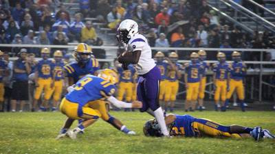 Football: Reapers drop a close call at Aurora Central Catholic