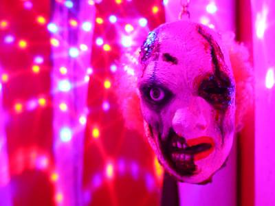 Photos: Insanity Haunted House opens at Peru Mall