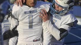 Deandre Holliday's huge pick-six sends Willowbrook to semifinals for first time since 1975