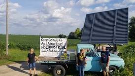 Controversial solar energy projects up again for public hearing in DeKalb County Thursday