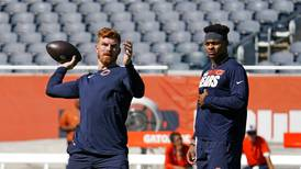Bear Down, Nerd Up: Numbers match the eye test with Andy Dalton, Justin Fields