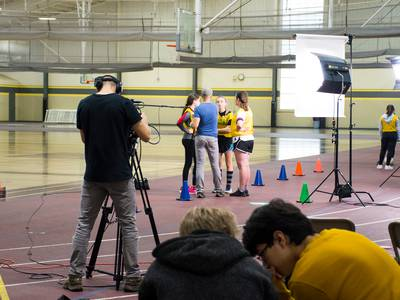 Videos prepare students for success in life, workplace