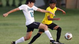 Boys soccer notes: Harvard takes upper hand in KRC for now