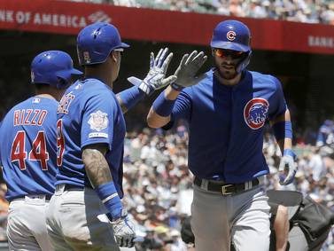 Cubs trade Baez, Bryant as part of busy deadline day