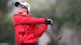 Girls Golf: Freshman Elyssa Abdullah fights off tough conditions, leads Hinsdale Central to runaway 15th straight WSC title