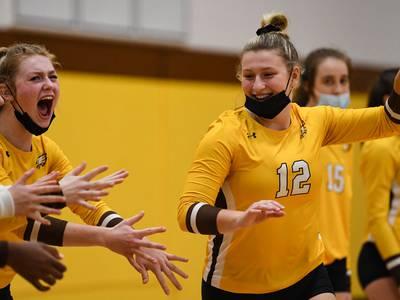 High school volleyball: Northwest Herald Power Rankings for Oct. 20