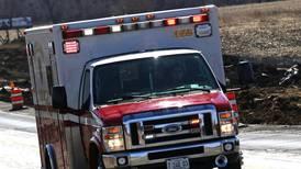 Several taken to hospital after crash near Hampshire