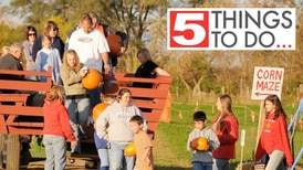 5 things to do in McHenry County: Halloween approaches with hayrides, scary movies