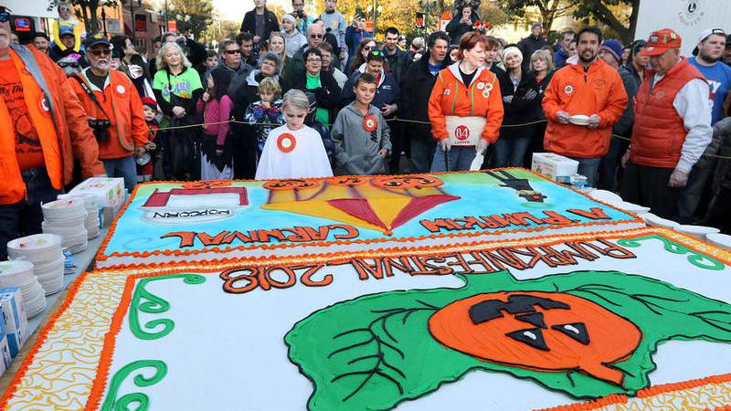 City of Sycamore prepares to welcome return of Pumpkin Festival after pandemic hiatus