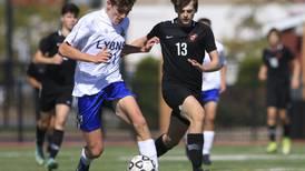 Photos: Benet vs. Lyons Township soccer