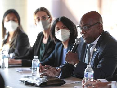 Illinois Attorney General Kwame Raoul will host virtual meeting on Joliet police investigation