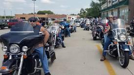 Sandwich ALR participates in parade honoring veterans