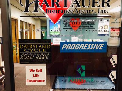 Hartauer Insurance in La Salle recognized for 25 years of maintaining designation