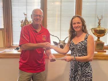 DeKalb Elks donate to local organizations