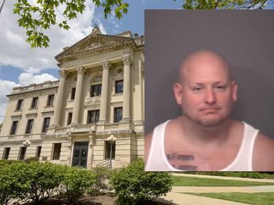 Police: DeKalb man said 'personal vendetta' led to Hometown Sports Bar & Grill arson, gas station burglary