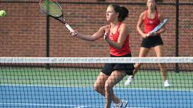 Girls Tennis: Benet looking ready for move to Class 2A, tops Downers Grove North in dual