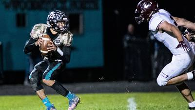 Friday Night Drive podcast, Episode 038: Let's get ready for Week 9 in McHenry County