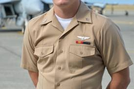 Earlville native serves with Navy Attack Squadron