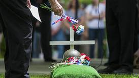 A list of Memorial Day services planned across DeKalb County this weekend