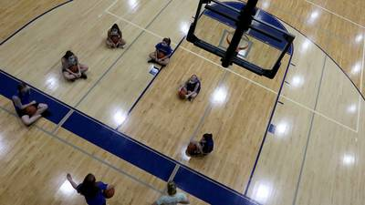 Athletic directors rush to fill out schedules, clear logistical hurdles as high school sports return