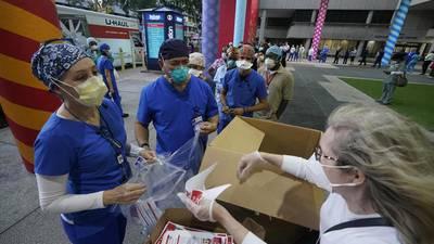 U.S. medical supply chains failed, and COVID deaths followed