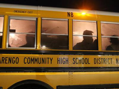 Five more McHenry County schools report COVID-19 outbreaks, IDPH says