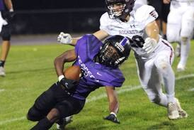 Record Newspapers football notes: 'We needed that game' Plano opens eyes in taking Richmond-Burton to the wire