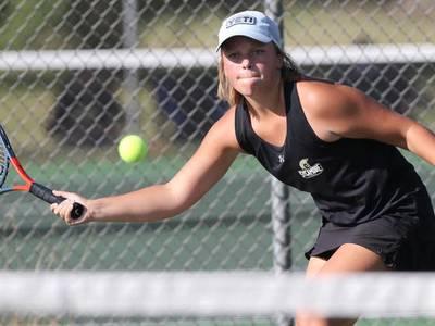 Photos: Sycamore girls tennis hosts Morris