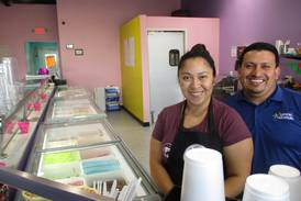 Yorkville's newest treat: The Ice Cream Place
