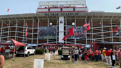 NIU's Frazier: Changes coming to Huskie Stadium after long waits, shortages in opener