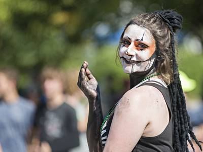 Registration requested for Halloween makeup seminar at Sterling Library