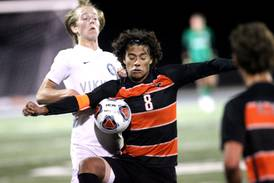Photos: St. Charles East defeats Geneva in 3A Sectional semifinal