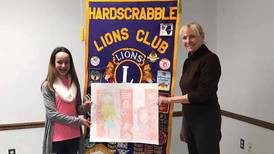 Youth can enter peace poster contest with Hardscrabble Lions of Streator