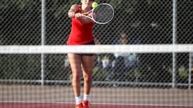 Girls Tennis: 'It's just amazing' Batavia senior Leah Puttin joins 100-win club