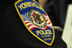 Yorkville police arrest Joliet man on burglary, other charges