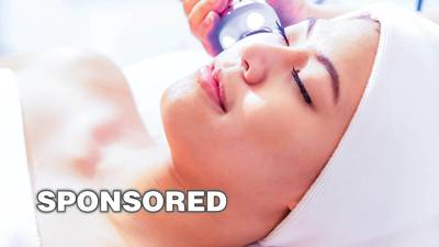 Microdermabrasion helps reveal brighter, smoother skin