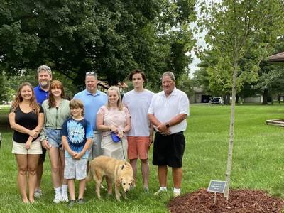 Village of Hennepin honors community partner