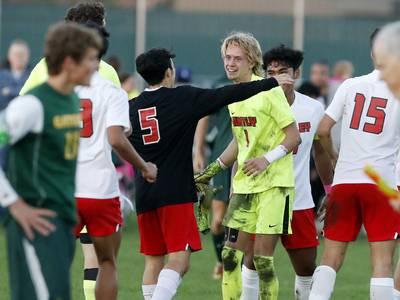 Photos: Huntley beats Crystal Lake South for FVC soccer championship