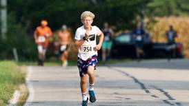 Logan runners Augustus Swanson, Jocelyn Strouss run off with Underground Railroad 5K